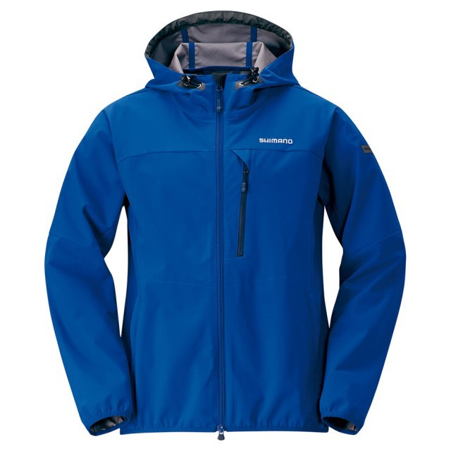 🔥【平昇釣具】🔥SHIMANO JA-040Q 彈性三層連帽夾克 軟殼外套 防風防潑水連帽外套 全新