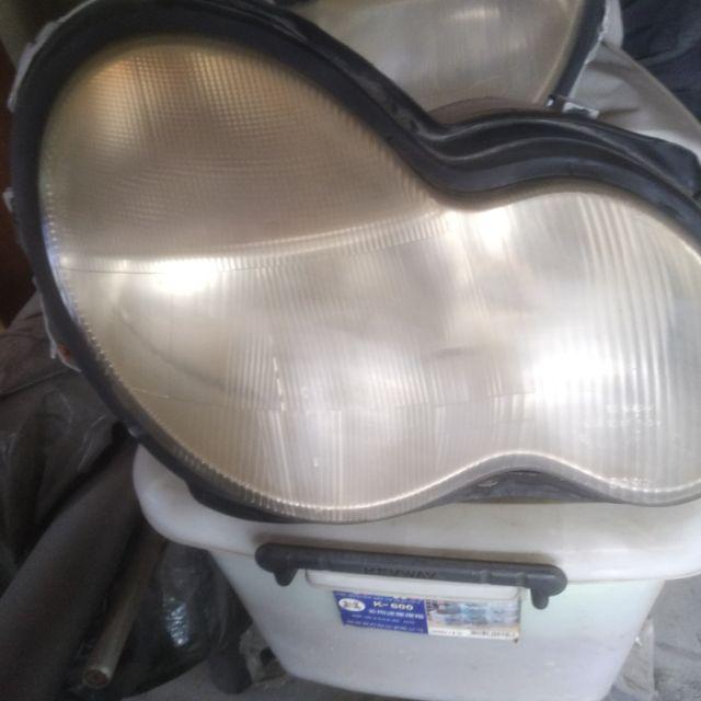 Benz  w203 大燈