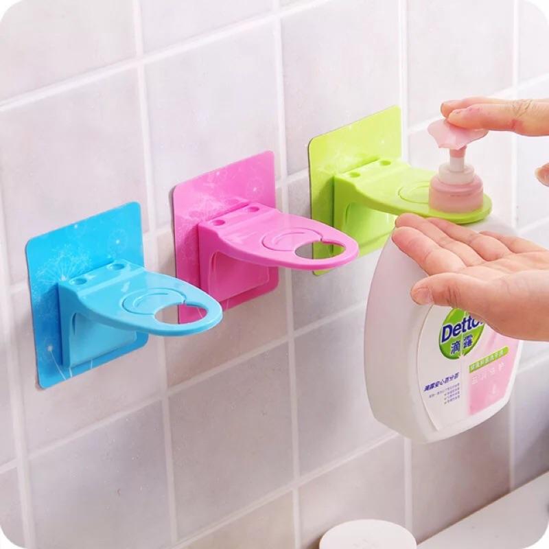 無痕沐浴露 洗手乳 洗髮精架