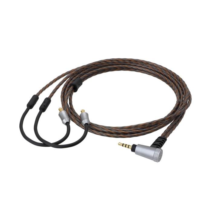 【金曲音響】鐵三角 HDC312A 高純度銅 6N-OFC1+OFC2導體 A2DC 2.5平衡 耳機 升級線