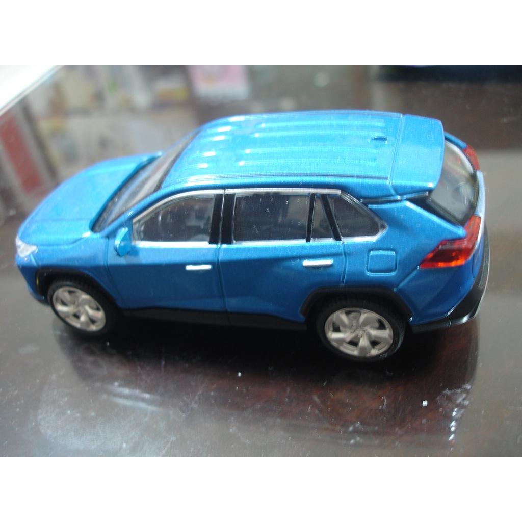 豐田RAV4模型車(豐田維修廠紀念品,保養維修點數換)