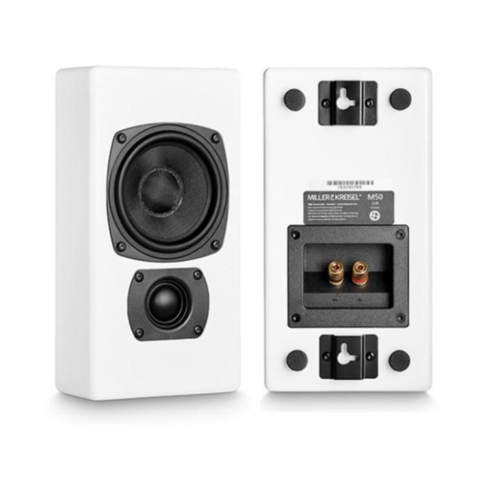M&K SOUND M50 薄型壁掛環繞喇叭(單支) 公司貨享保固《名展影音》