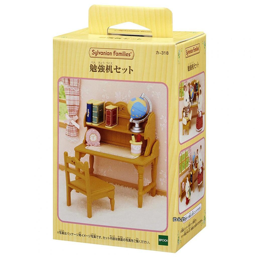 EPOCH 森林家族 - 書桌組 < JOYBUS >