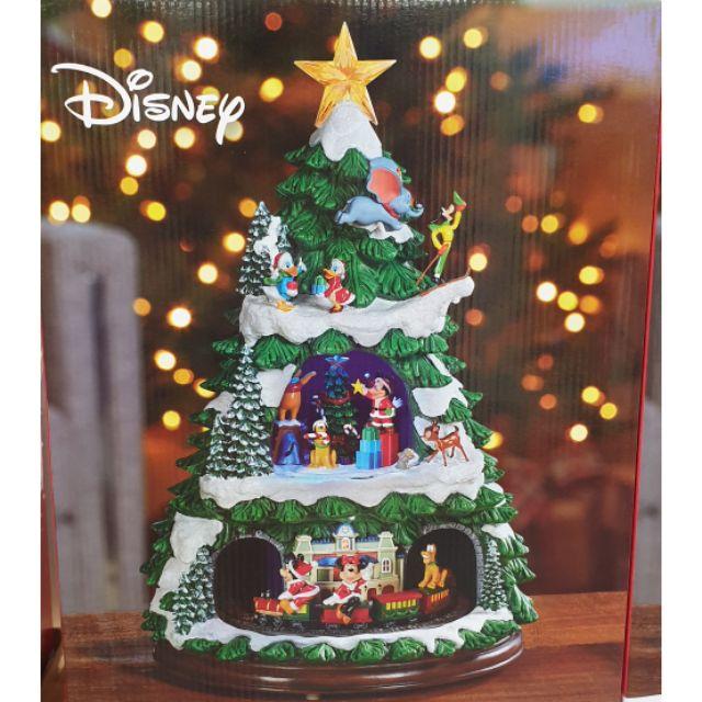 💥宅配免運💥Costco 好市多代購-17.5吋 LED迪士尼音樂火車聖誕樹 (經典聖誕節音樂.可調整音量)/聖誕樹