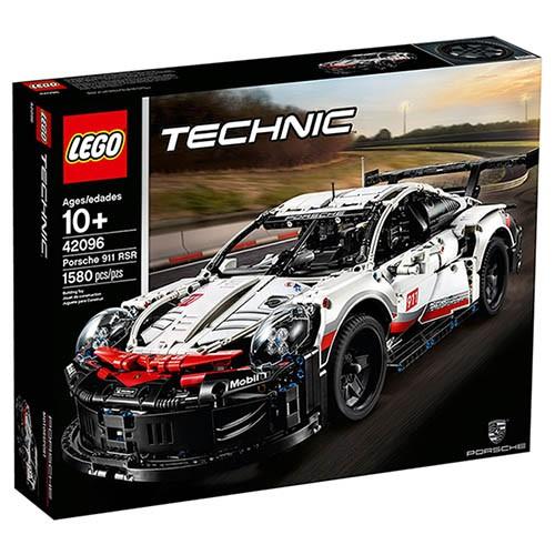 LEGO 樂高 42096 保時捷 Porsche 911 RSR Technic 科技系列 < JOYBUS >