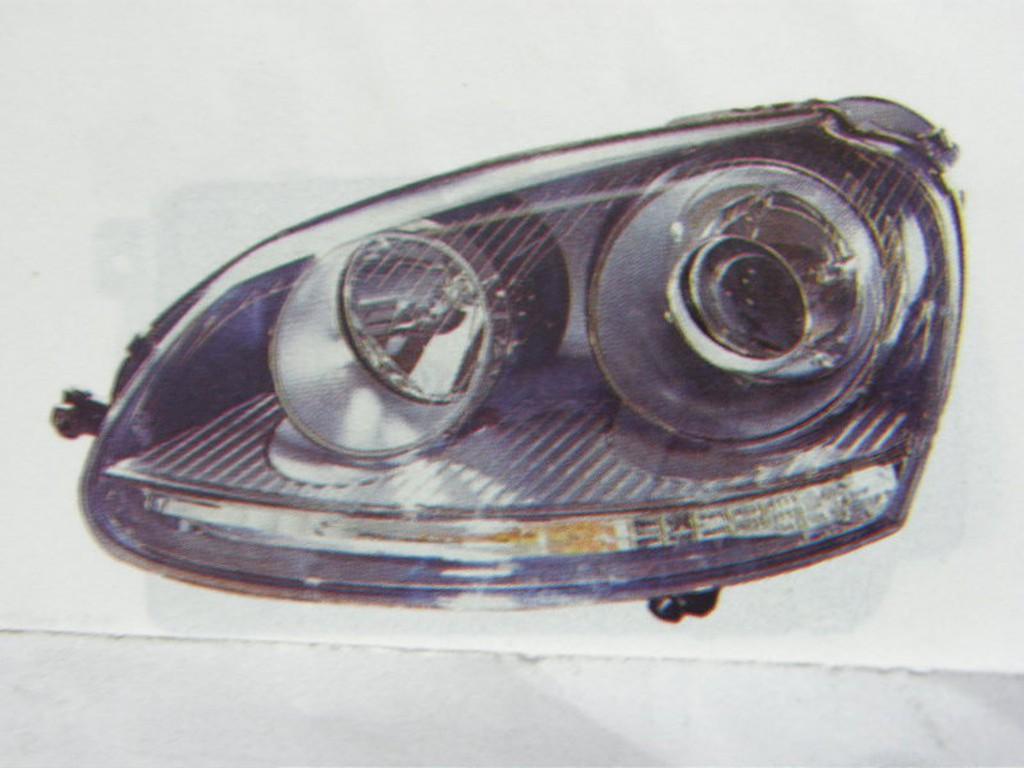 福斯 VW 高爾夫 GOLF 5代 GTI 03 大燈 頭燈 (HID) 其它發電機,啟動馬達,幫浦 歡迎詢問