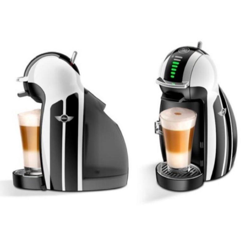(二手/九成新/缺垃圾桶) 雀巢膠囊咖啡機 mini cooper 聯名款