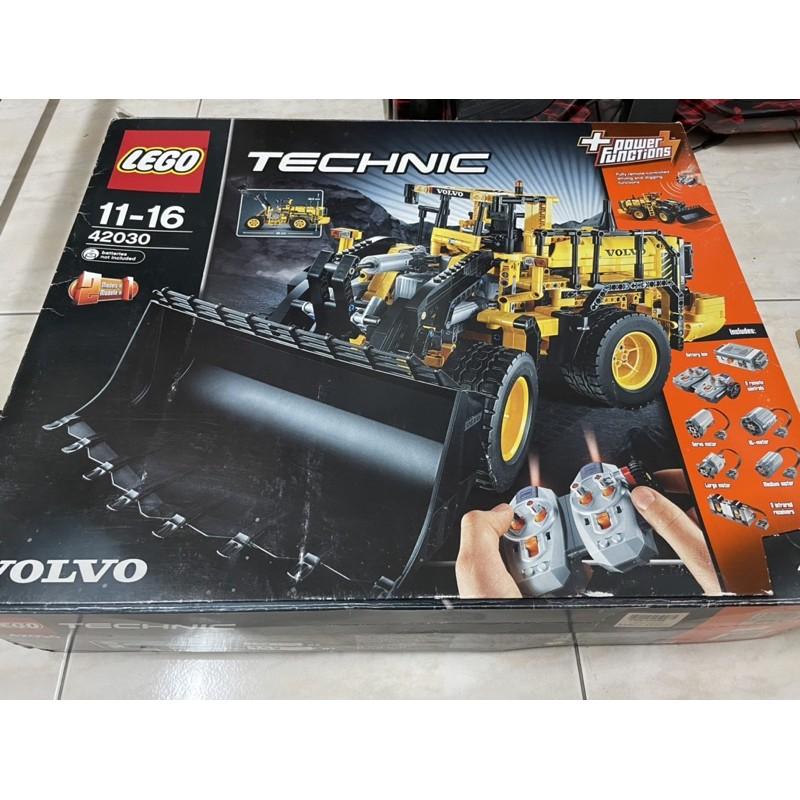 lego 42043 Volvo 挖土機 二手