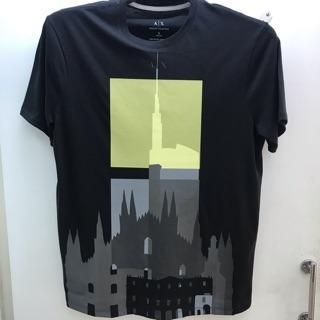 AX Armani Exchange 新款短袖T恤專區 全新正品