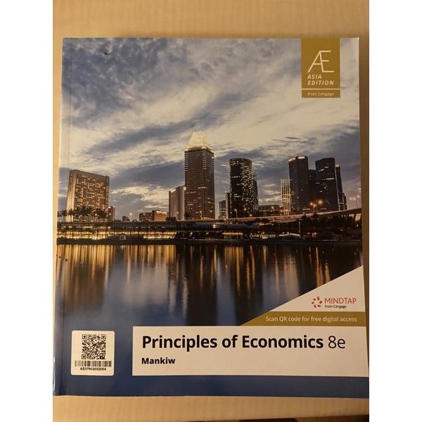 Principles of Economics  8e (Mankiw)