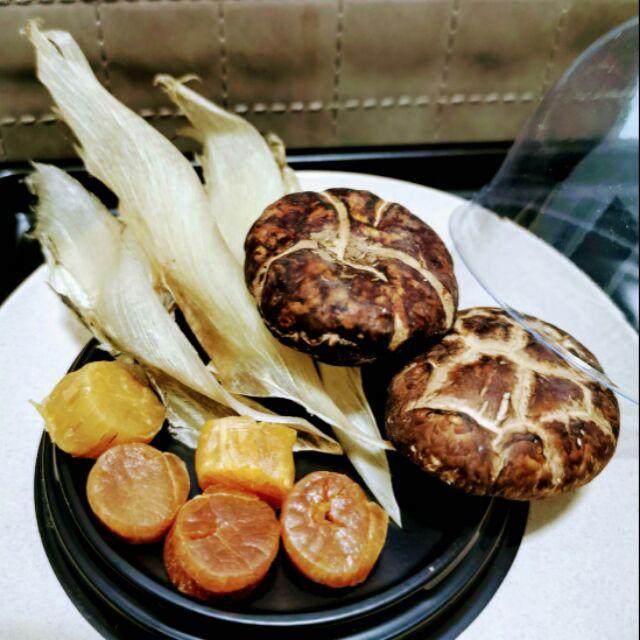 魚翅 日本干貝 乾香菇 海味包 日本干貝 調理包 雞湯 鮑魚