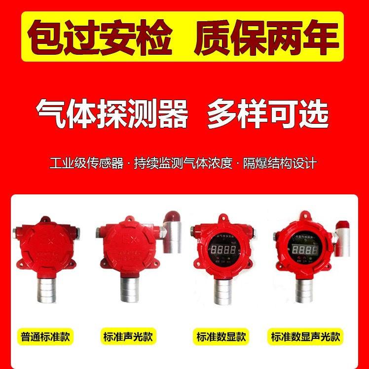 💖 台灣熱銷免運💖 ▤♞天然氣可燃噴漆酒精液化氣有毒氧氨氯氣工業防爆報警器檢測儀