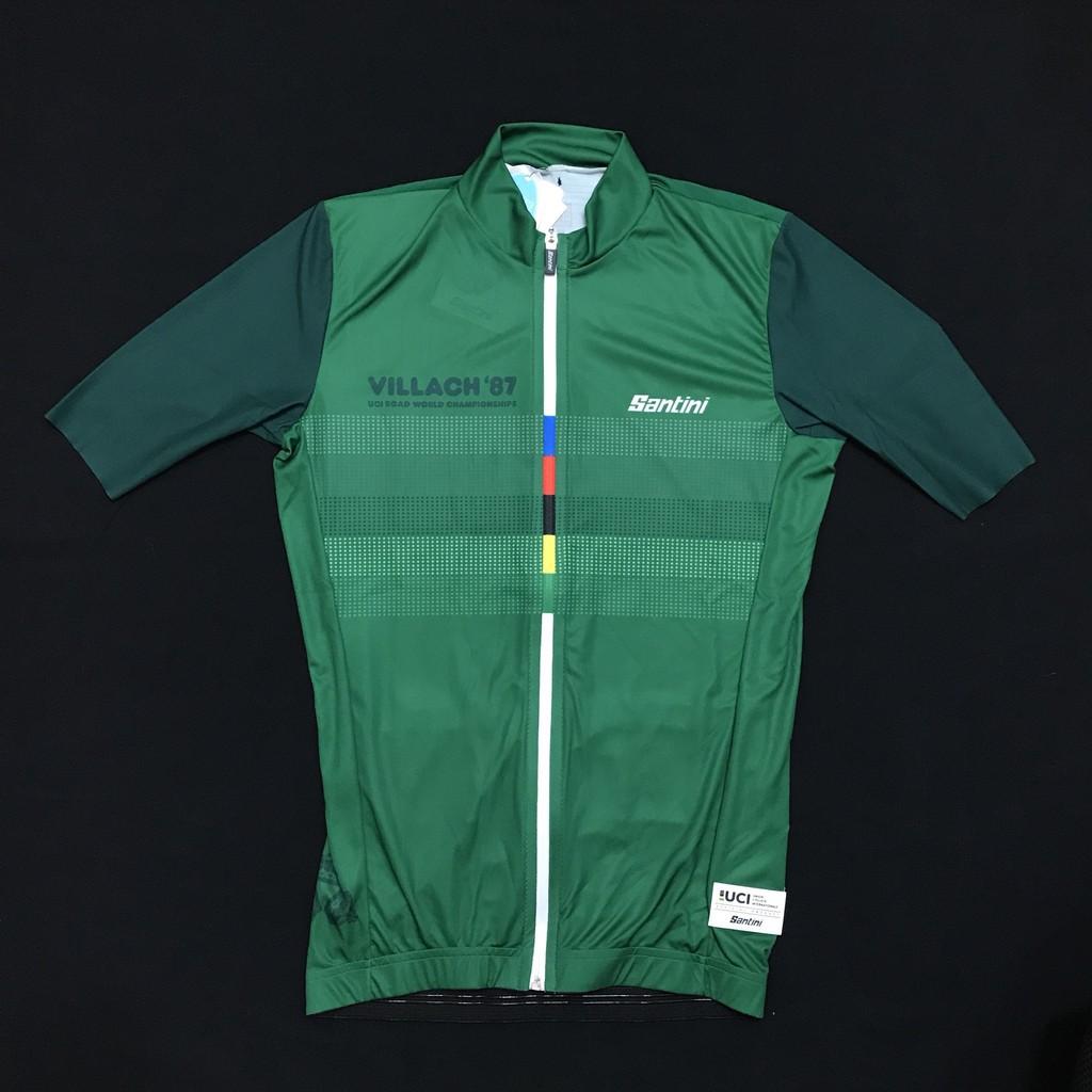 SANTINI UCI 世界冠軍 紀念 限量 車衣 環法 環義