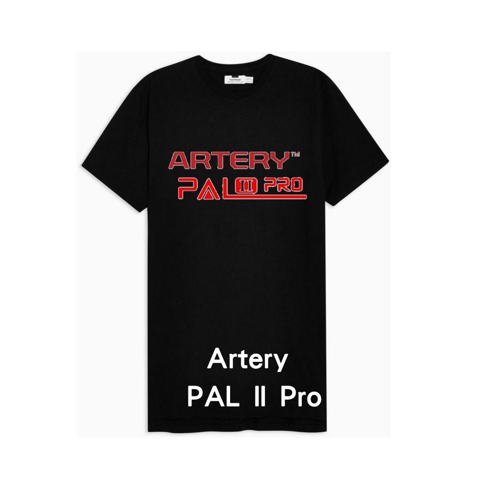 嚴選迷霧-正品 Artery PAL II pal2 pro 脈動2pro 動脈2PRO 客製T 短袖 黑底 純棉