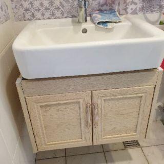 [廉售]時尚好用方型浴盆(圖四、五),全新(不含水龍頭) 高雄市