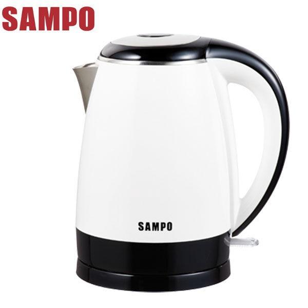 SAMPO 聲寶 快煮壺1.7公升 KP-PA17D 廠商直送
