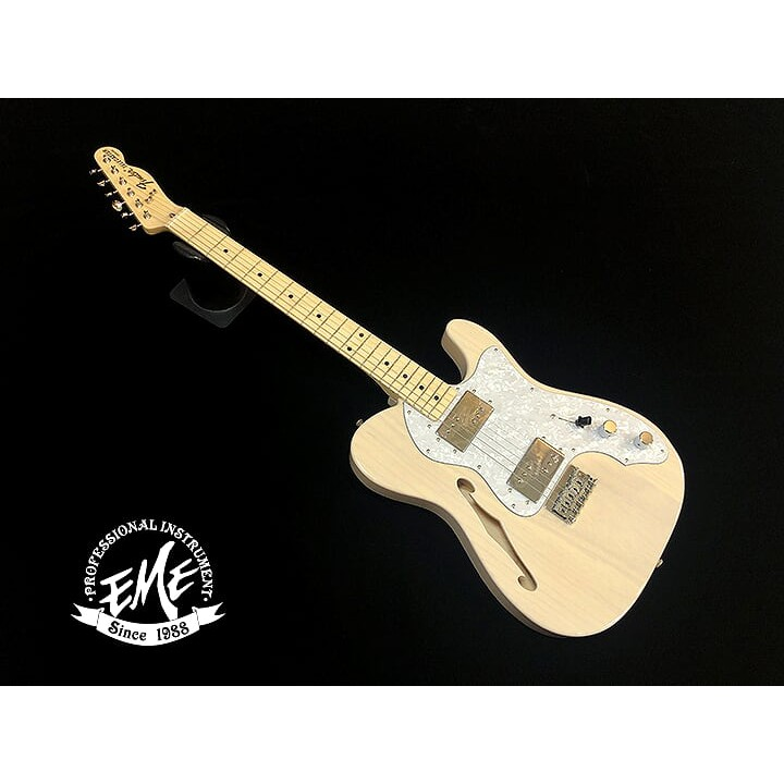 :::亞邁樂器::: Fender Traditional 70s Telecaster Thinline 日製電吉他