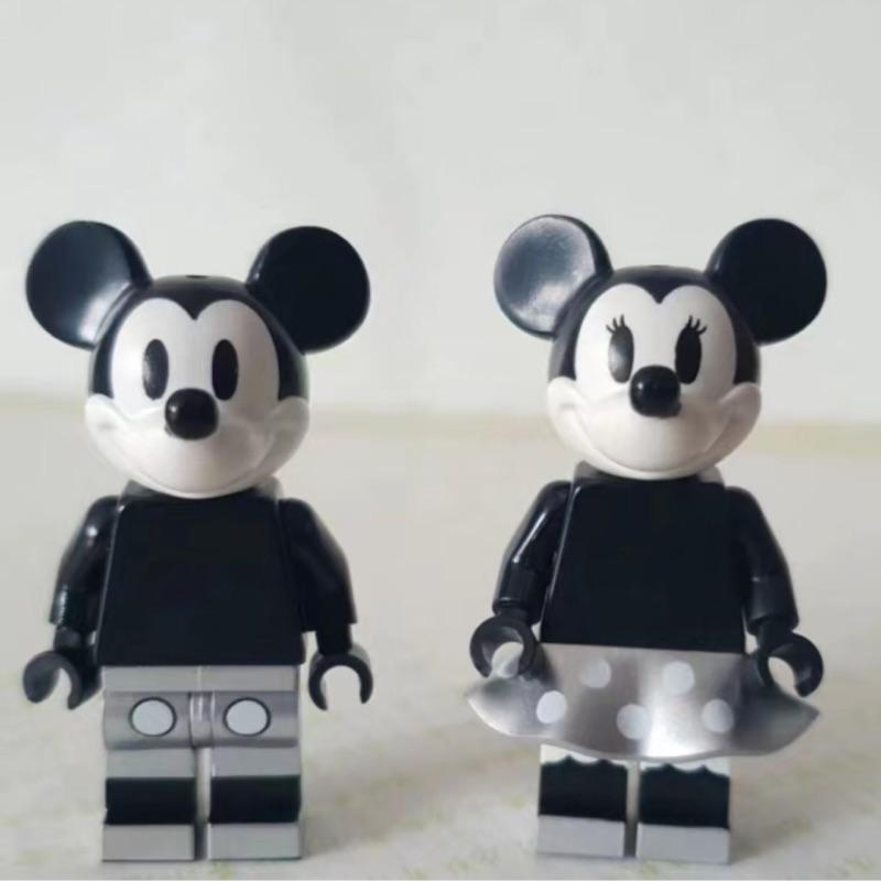 樂高 LEGO Ideas系列 威力號 米奇米妮人偶 21317