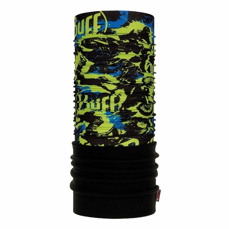 BUFF 青少年-POLAR 保暖頭巾 PLUS-舞力全開 單一顏色(BF121621-555)