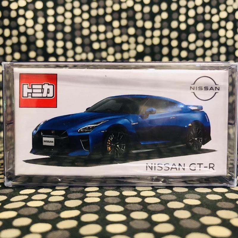 🔥 tomica GT-R 日產 官網特注 ‼️全新未拆封的現貨‼️附塑膠盒保護 nissan