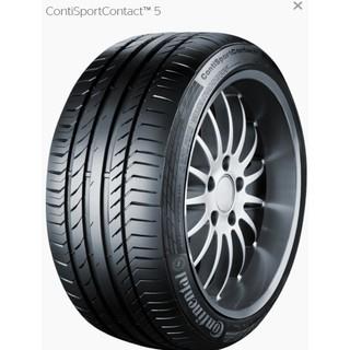 [米格爾] 輪胎馬牌 CSC5SSR-2555518吋 109H 失壓續跑胎 完工價 BMW X 5 255/ 55/ 18 桃園市