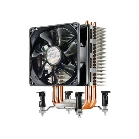 【也店家族 】Coolermaster酷媽 Hyper TX3 EVO 熱導管 CPU散熱器