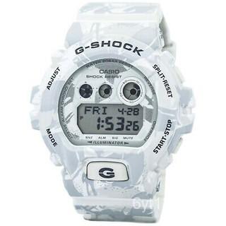 Casio卡西歐男士數字運動G SHOCK迷彩手錶GD-X6900MC-7D 高雄市