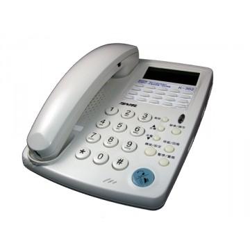 國洋K-362來電顯示話機※含稅※