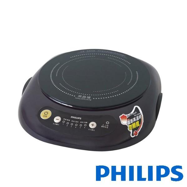 PHILIPS 飛利浦 不挑鍋黑晶爐 HD4998 / HD-4998