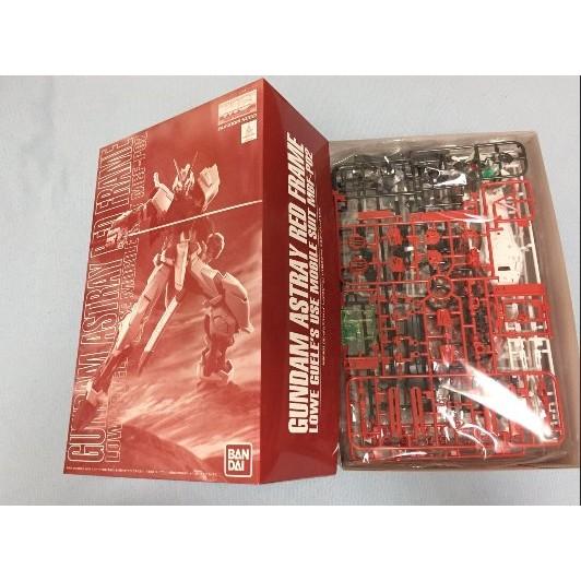 [現貨 盒優 八折]PB 魂商店 紅異端 異端 外傳 MG 1/100 GUNDAM ASTRAY RED FRAME