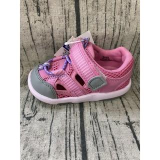 金英鞋坊~Moonstar月星Carrot機能童鞋 童款魚口透氣學步鞋 寶寶鞋 5114-粉色特價490元 基隆市