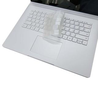 【Ezstick】Microsoft Surface Book 3 15吋 奈米銀 抗菌 TPU 鍵盤保護膜 鍵盤膜 臺北市