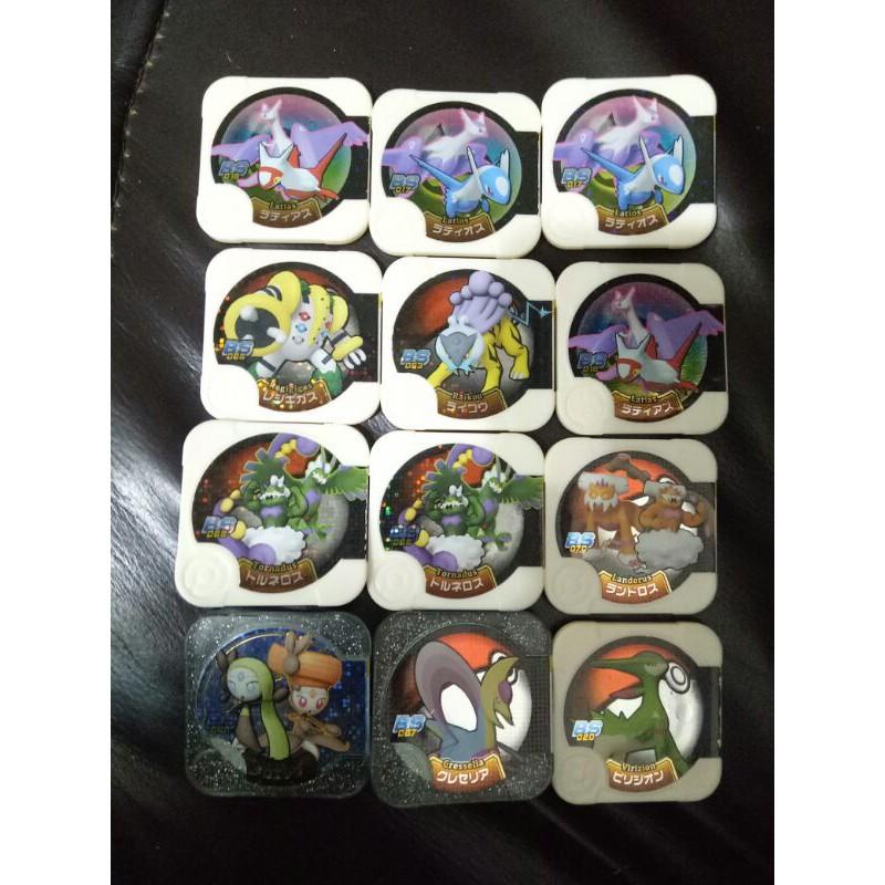 二手 寶可夢pokemon tretta  4星傳說卡匣
