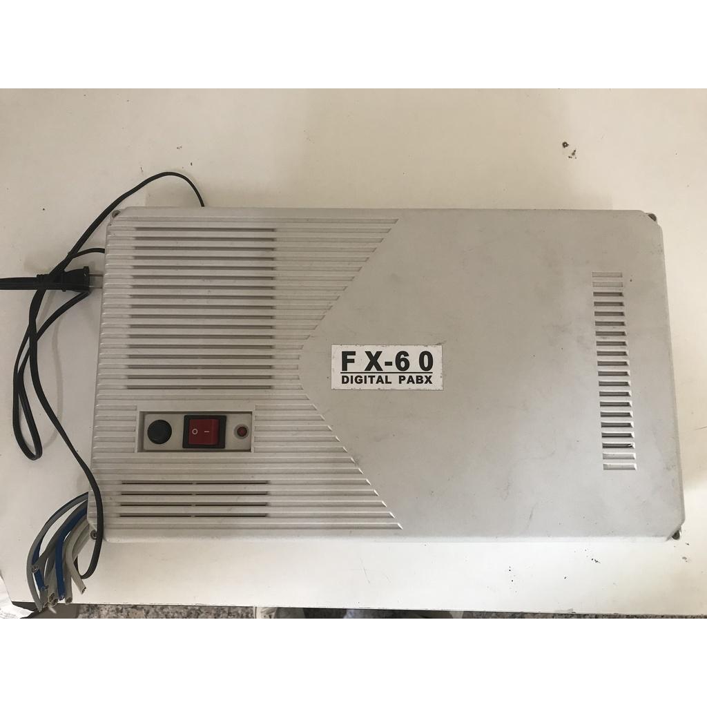 萬國FX-60 數位電話總機系統(二手)