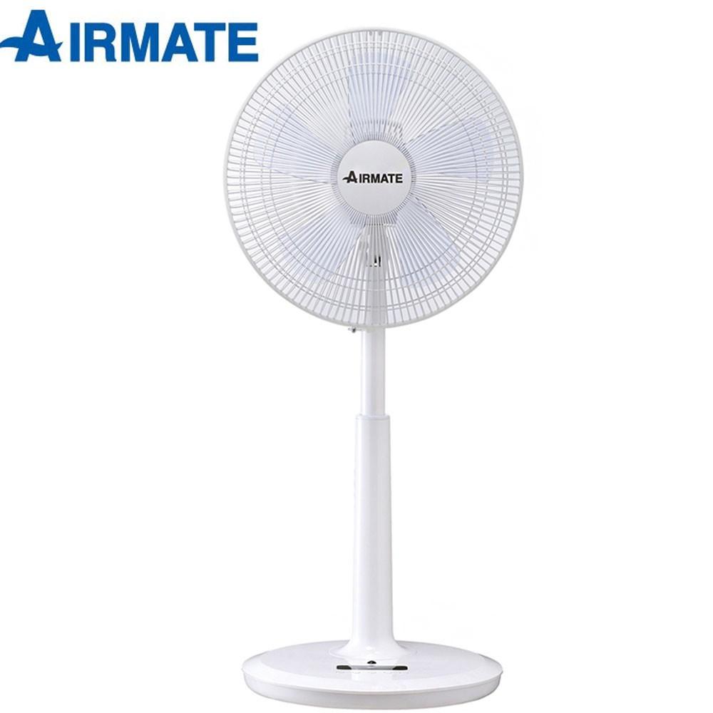 缺貨 【AIRMATE艾美特】14吋DC直流馬達立扇/電風扇/圓盤(FS35171A)馬達保固十年