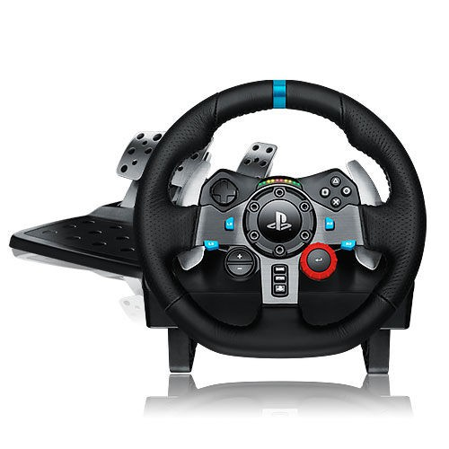 Logitech 羅技 G29 DRIVING FORCE 賽車方向盤 全新公司貨開發票