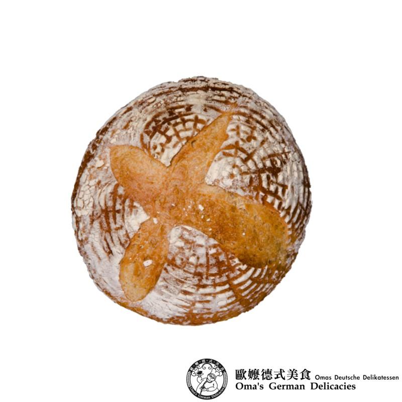 【歐嬤】低油無糖 德國農夫麵包