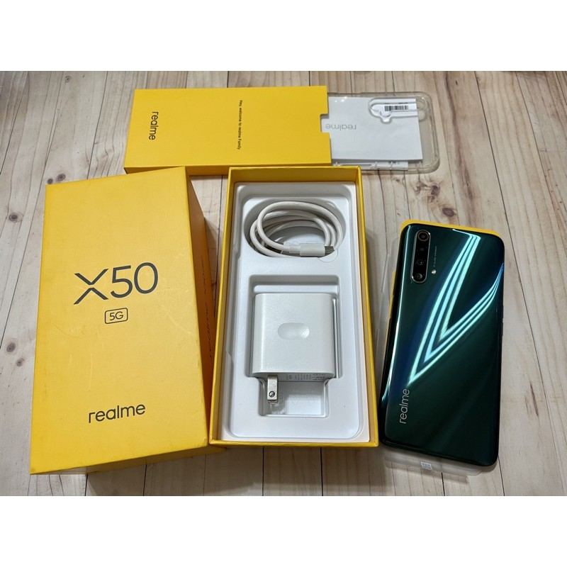 realme X50 5G 6G/128G 仙蹤 盒配全 極新 非 XT X3 RENO 4 2 6 5 3 PRO