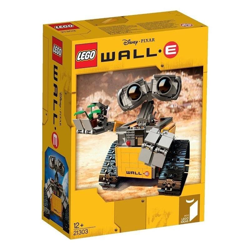 LEGO 樂高 21303 瓦力 WALL.E IDEAS系列 樹屋 21310 絕版逸品 缺貨中