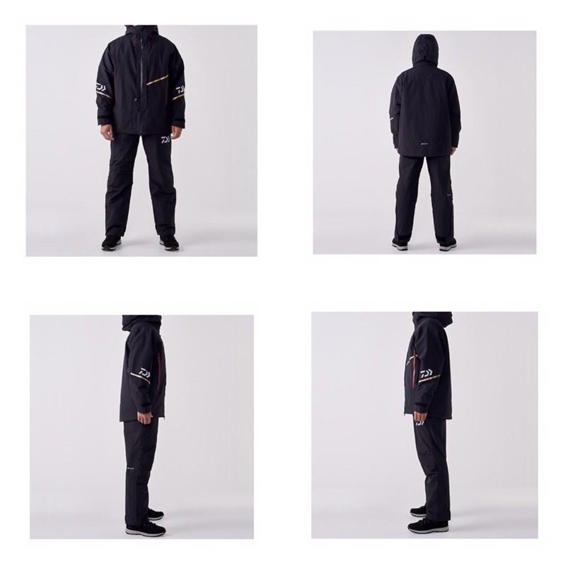 =佳樂釣具=Daiwa 免運費 釣魚套裝 DW-1820 保暖 防水 防寒 雨衣 風衣