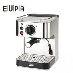 【優柏EUPA】現貨 15Bar 蒸氣式咖啡機 TSK-1819A ~陶瓷磨豆機~不鏽鋼磨豆機【蘑菇蘑菇】