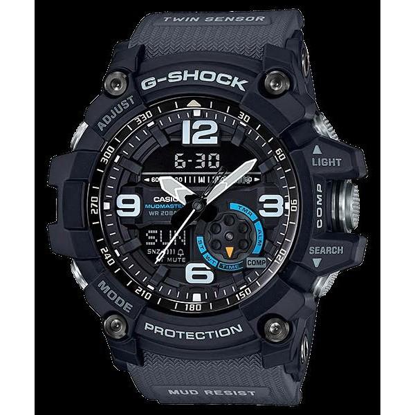 【山姆大叔工作坊】G-SHOCK 極限陸上強悍運動錶(GG-1000-1A8)