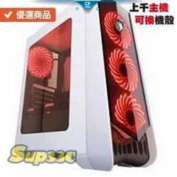 華碩 DUAL RX5500XT O 金士頓 16GB(8G*2)DDR4 2666 0D1 HDD 電腦主機 電競主機