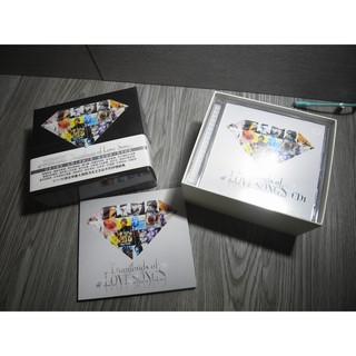 二手 [絕版] 西洋合輯 真鑽情歌 6CD 90首英文流行經典合輯 2010年華納音樂 原曲原唱 台北市