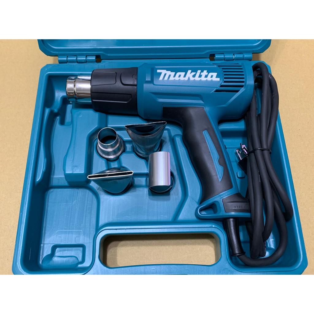 makita 牧田 HG6030K 熱風槍 三段式 除膠 除蠟 收縮包材 焊接 烘乾 工業用 附牧田原廠保卡