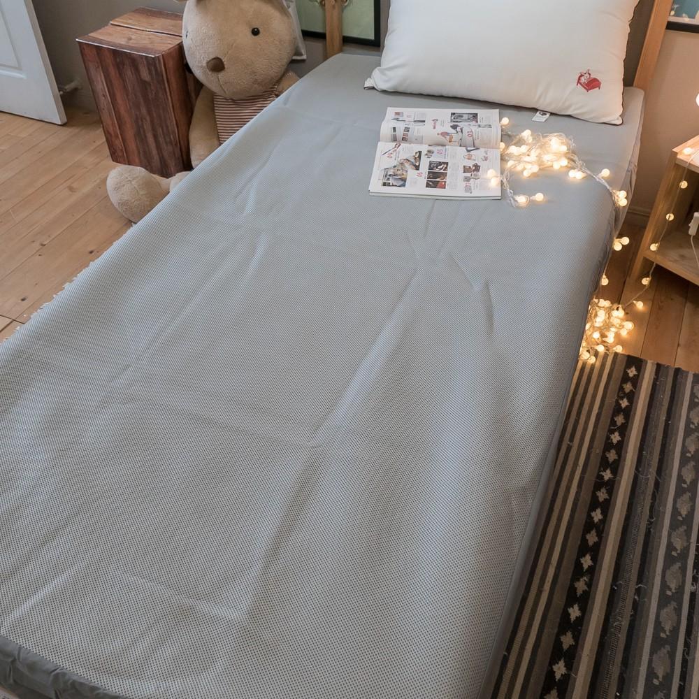 【防水】透氣網布防水床包式保潔墊 四季透氣 加強防護力 棉床本舖