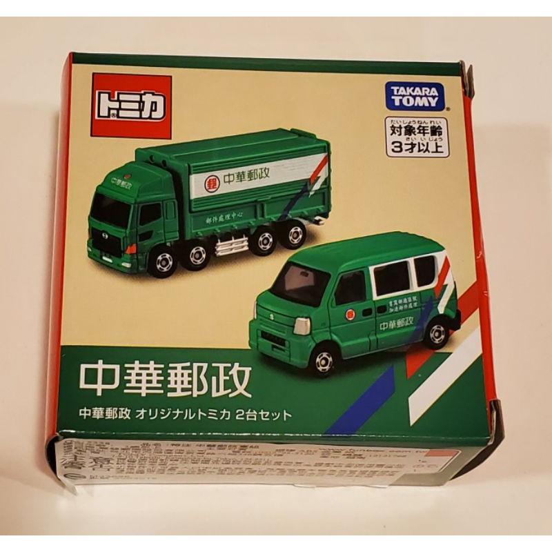 TOMICA~中華郵政郵務車X2台