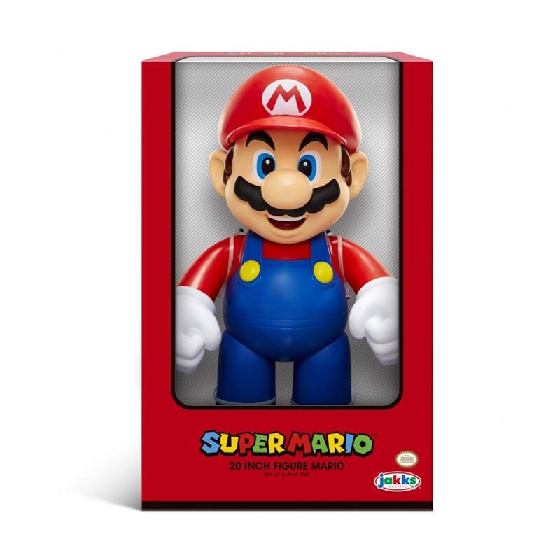 Super Mario瑪利歐20吋公仔