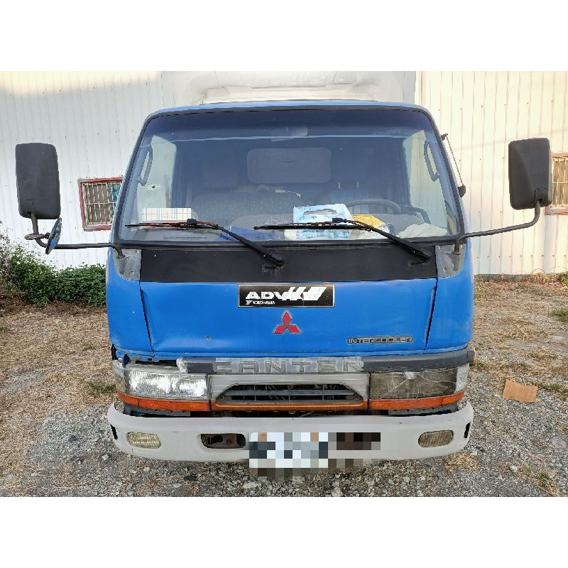 自售 CENTER 堅達2000年 3噸半 手排 貨車 小貨車 箱型車 可議價