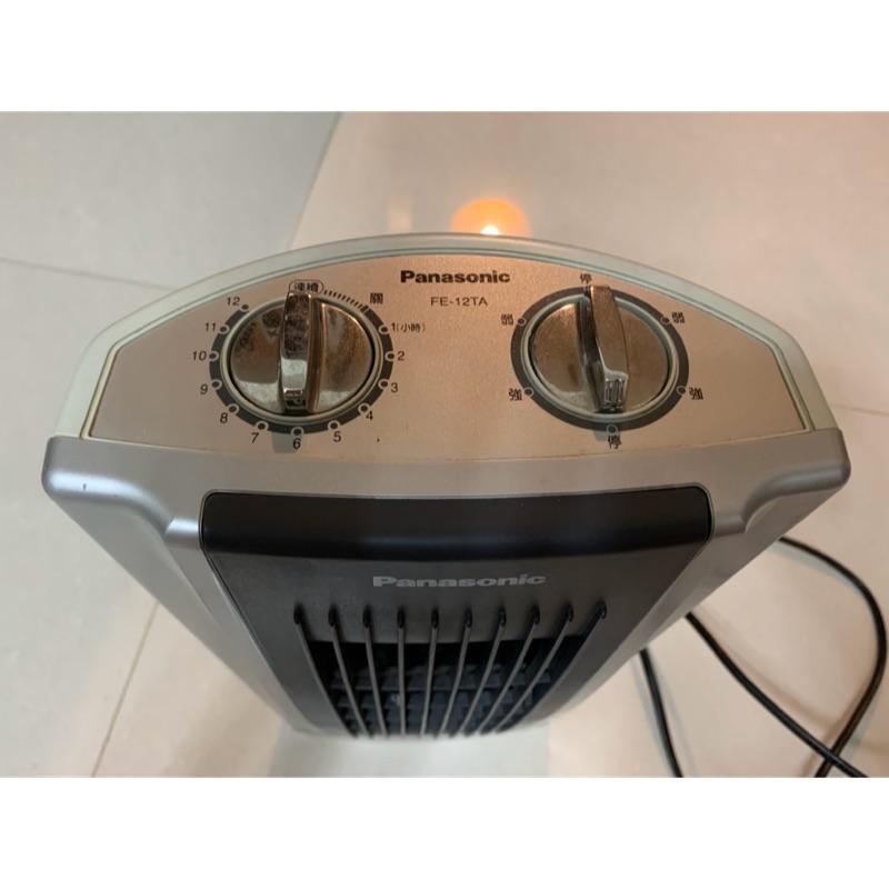 panasonic FE12-TA國際 松下 暖風機 暖氣機 陶瓷電暖器